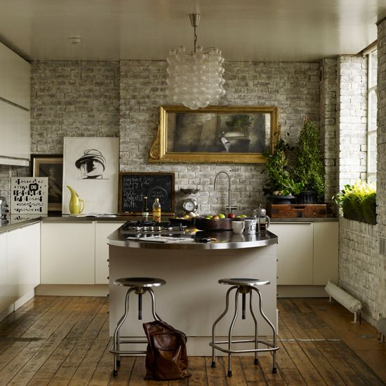 modern / traditional kitchen