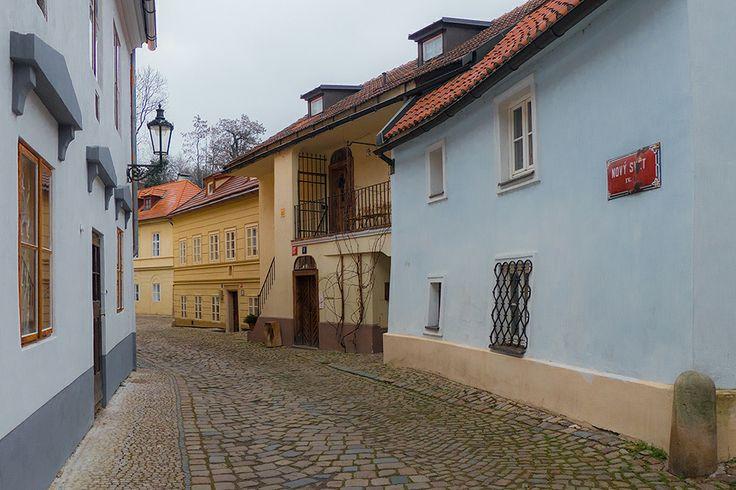 Praha, Nový Svět