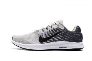 785152533a70 Mens Nike Downshifter 8 Wolf Grey Metallic Dark Grey Cool Grey Black 908984  004 Running Shoes
