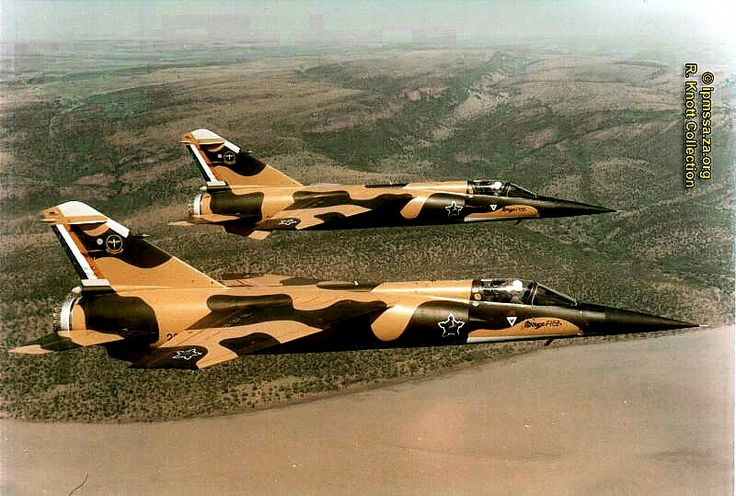 Mirage f1cz