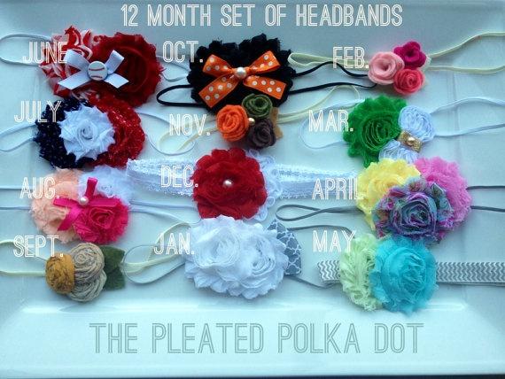 Headband of the Month