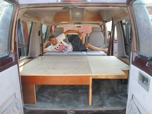 14 Best SUV To RV Conversion Images On Pinterest