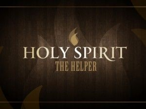 """The Helper: The Paraclete of Pentecost"" (Sermon on John 15:26-27 and 16:4b-15, by Pr. Charles Henrickson)"