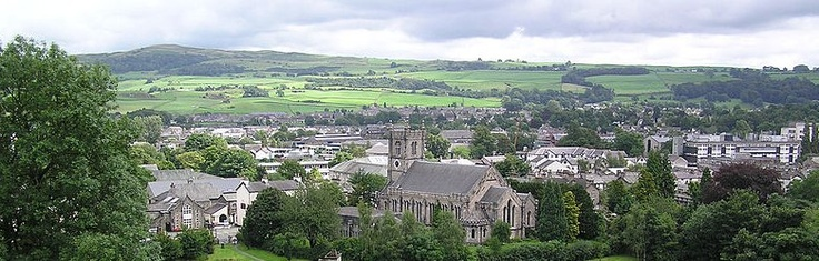 Kendal, England - Place I want to visit one day that my dad's side of the family is from
