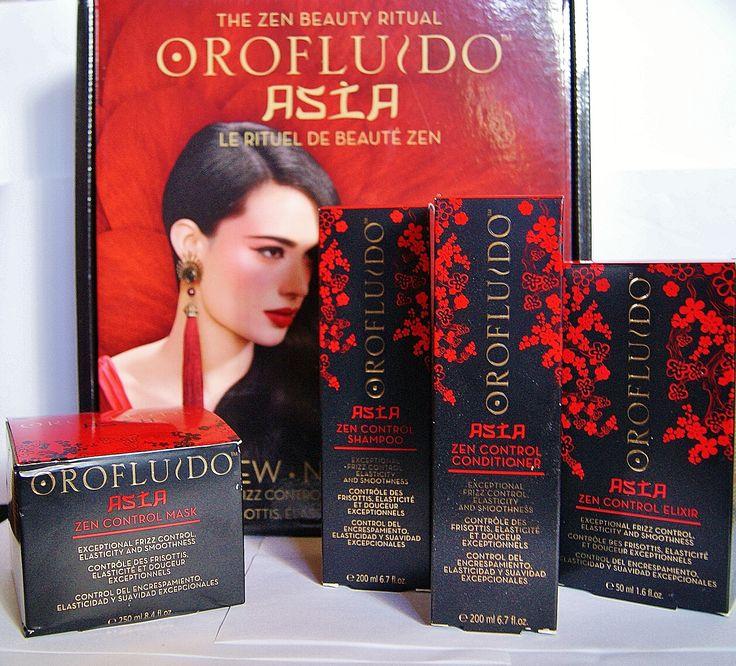 #OrofluidoAsia #Haircare Review!
