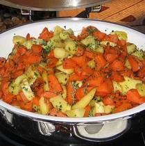 Root Vegetable Stew Recipe - Russian Ragu iz Ovoshej