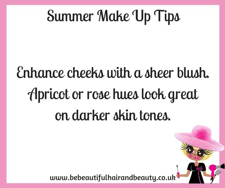 Summer Make-Up Tip #11