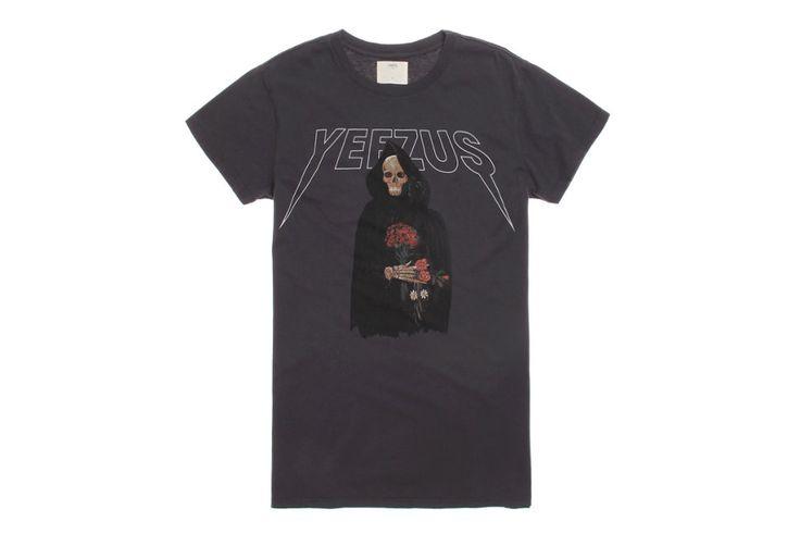 Yeezus Tour Merch