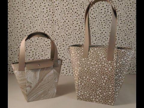 Eine Tasche mit dem Punchboard Geschenktueten - YouTube
