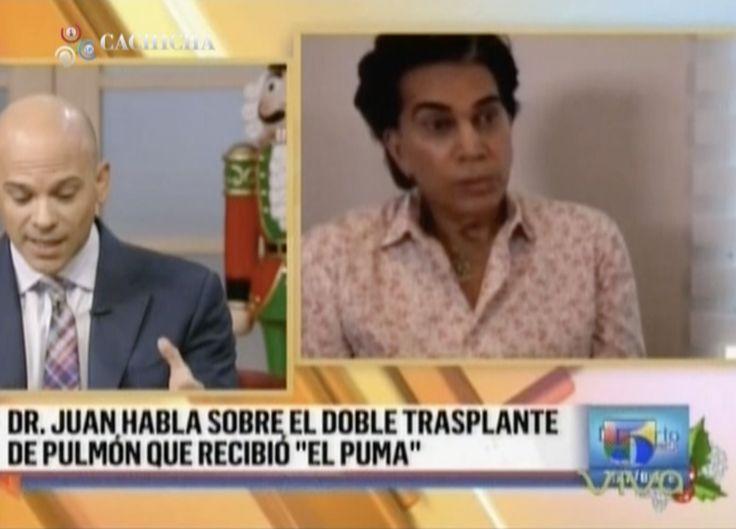 ¿Qué Se Sabe Del Delicado Estado De Salud De El Puma José Luis Rodriguez?
