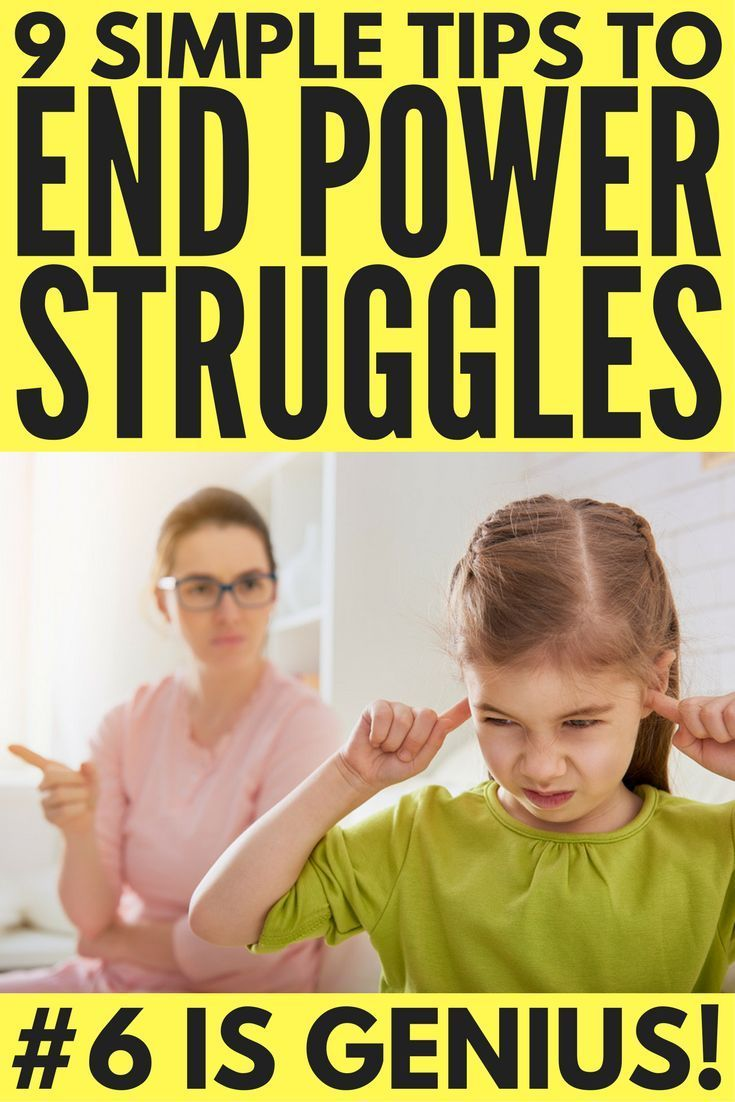 Want to know how to end power struggles with children once and for all? We're sharing 9 powerful tips to help put an end to power struggles once and for all so you can strengthen your relationships with your kids and raise respectful children who think before they act. These simple yet life-changing parenting tips will change the way you approach parenting forever. Number 6 is pure genius!