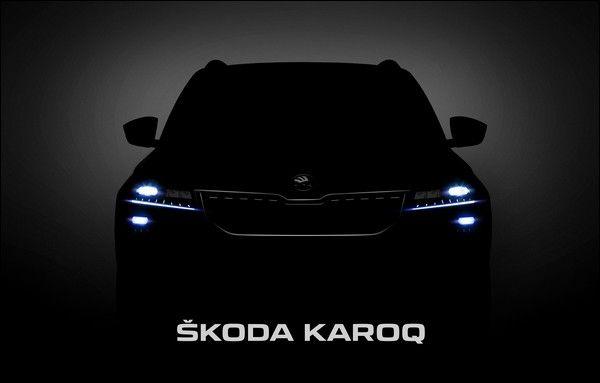 Škoda KAROQ: Dimensioni | Interni