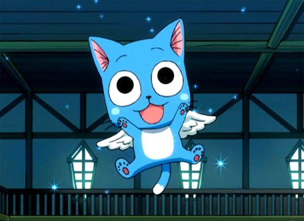Fairy+Tail+Happy   Happy - Fairy Tail Wiki