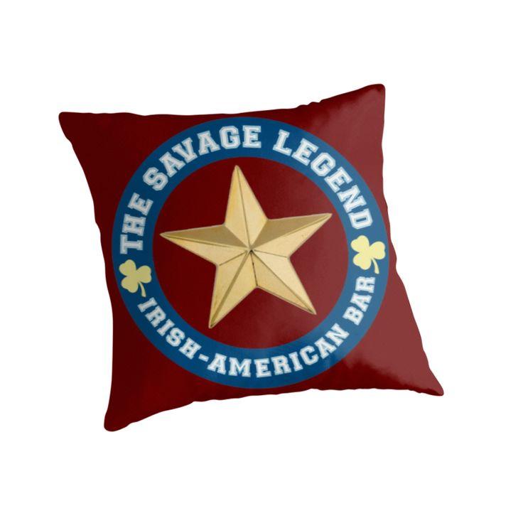 TSLB Star in Halo logo by SavageLegendBar