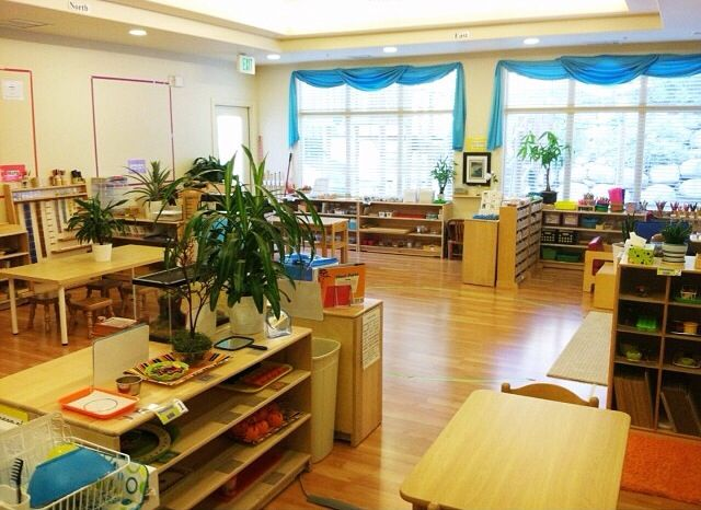 Montessori Classroom Design Ideas : Best classroom layouts images on pinterest
