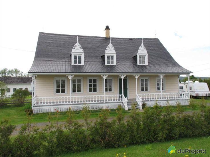 Maison à vendre Cacouna, 1015, rue du Patrimoine, immobilier Québec | DuProprio | 517073