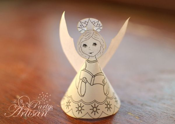 paper angels to make