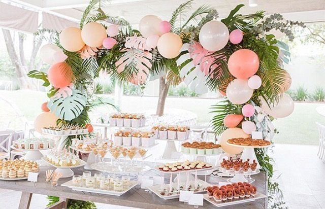482 Best Tropical Wedding Ideas Images On Pinterest: 80 Best Luau/Aloha Bridal Shower Ideas Images On Pinterest