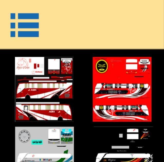 27 Gambar Livery Keren Bus Simulator Indonesia Livery Es Bus Simulator Pariwisata For Android Apk Download Download Downlo Gambar Gambar Grafit Pariwisata