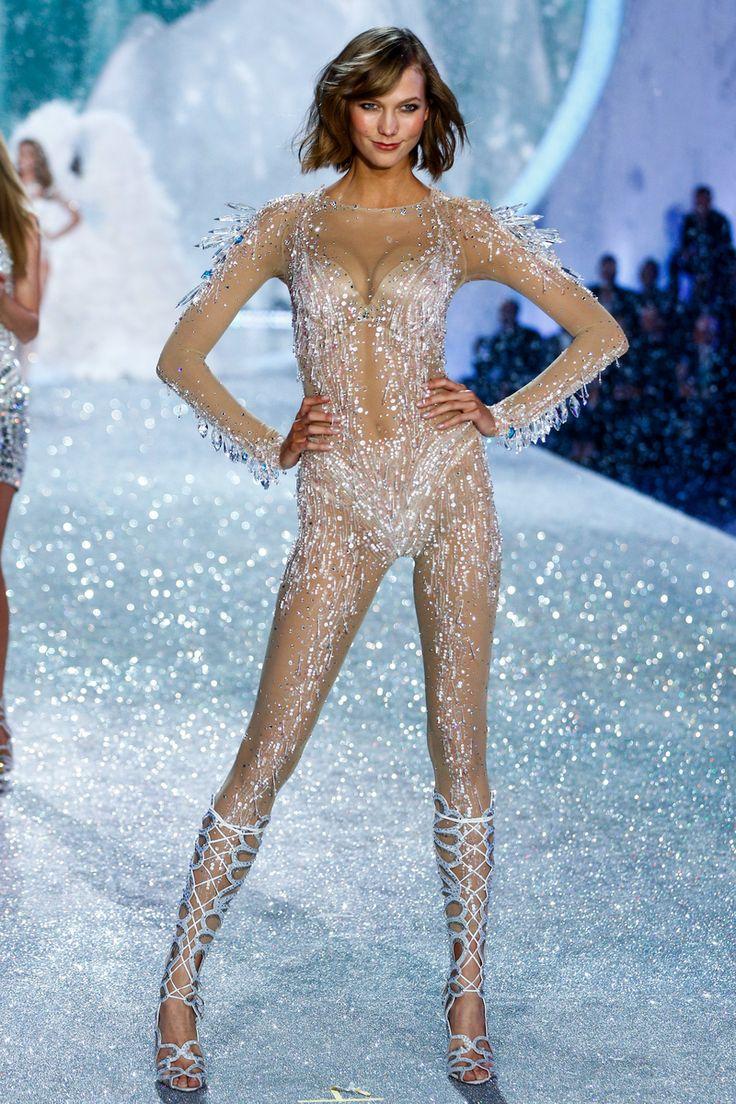 Victoria's Secret Fashion Show 2013|  Karlie on the runway