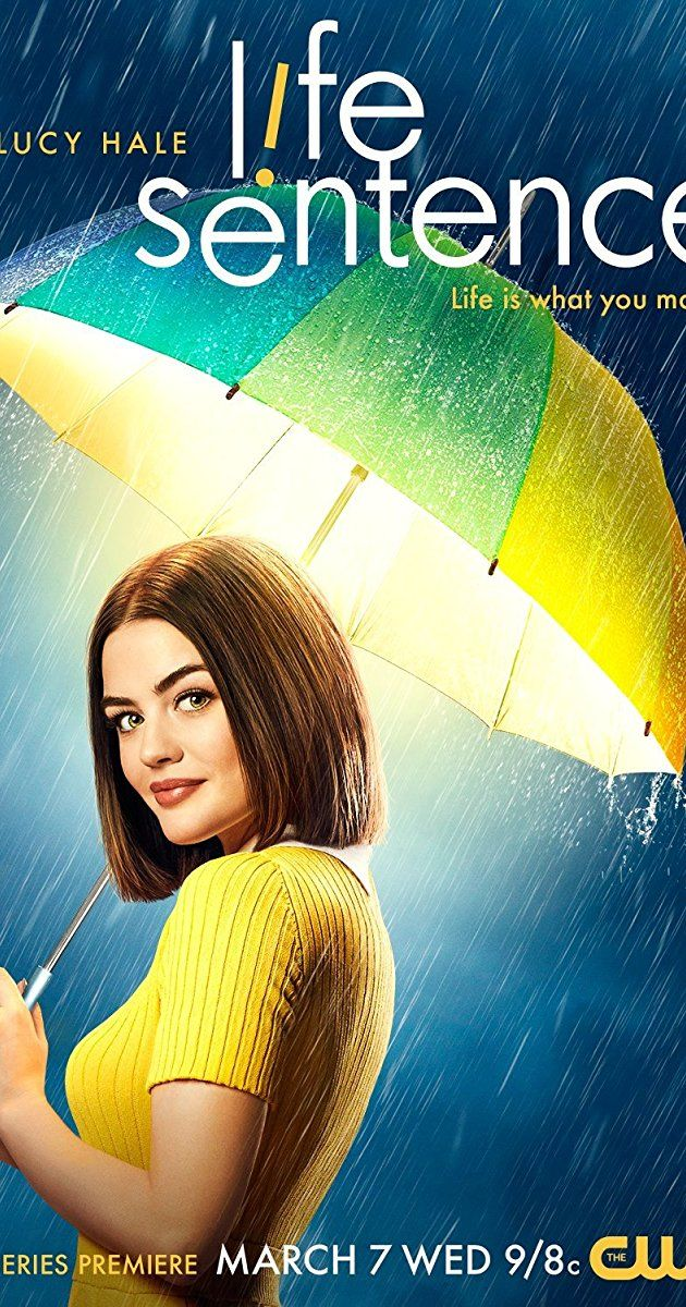 Created by Erin Cardillo, Richard Keith.  With Lucy Hale, Elliot Knight, Brooke Lyons, Dominique Lucky Martell. When Stella finds out her terminal cancer is cured, she must learn to live with all the choices she made when deciding to live like she was dying.
