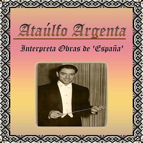Ataúlfo Argenta, Interpreta Obras de 'España' de London Symphony Orchestra