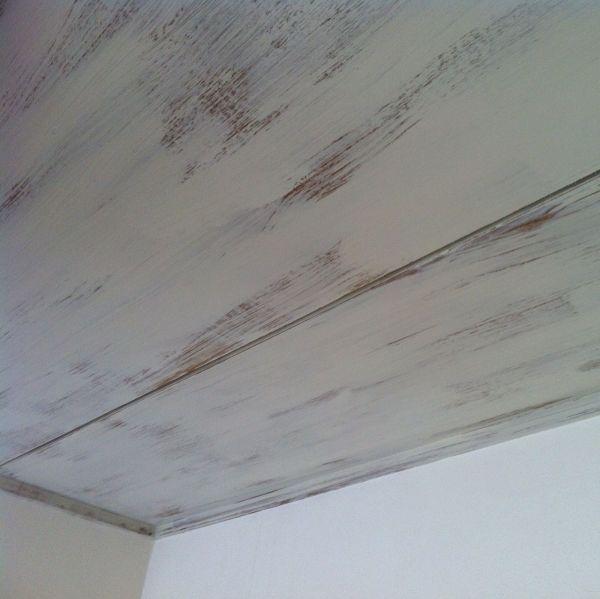 シゲウッドソンさんの作品 和室の天井をアンティーク風に塗装