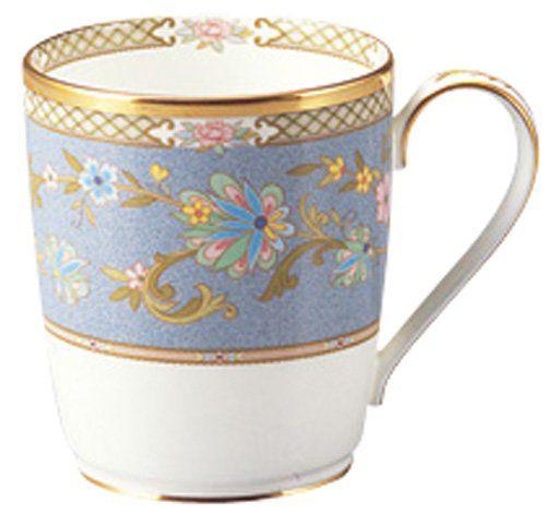 Amazon.co.jp: Noritake(ノリタケ) ボーンチャイナ ヨシノ マグカップ グレー T59880/9983-6: ホーム&キッチン