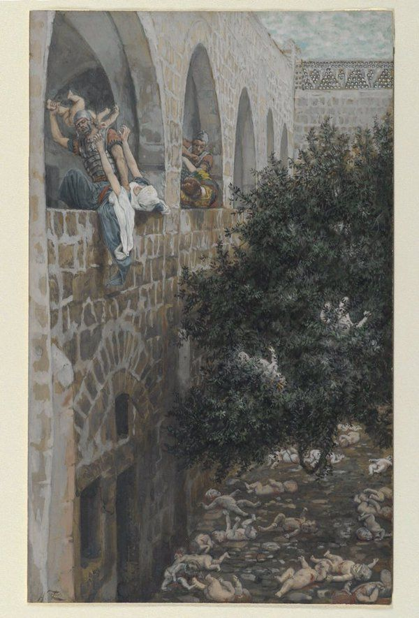 Le massacre des Innocents (James Tissot)