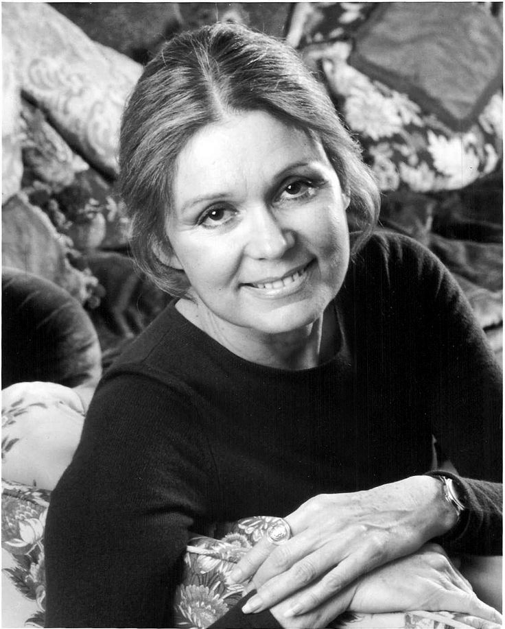 Gloria Steinem  1934-  FEMINIST WRITER & ACTIVIST    Cofounder of Ms. magazine and the National Women's Political Caucus, she dared to use the f word (feminist!) to assure women equal rights, protections, and opportunities under the law. With good humor and compassion, she kicked open doors for our daughters.