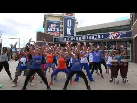 """▶ """"LaLaLa"""" (Brasil 2014) - Choreo by KELSI for Dance Fitness - YouTube"""