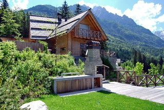 Style and Nature Come Together in a Slovenian Landscape Design