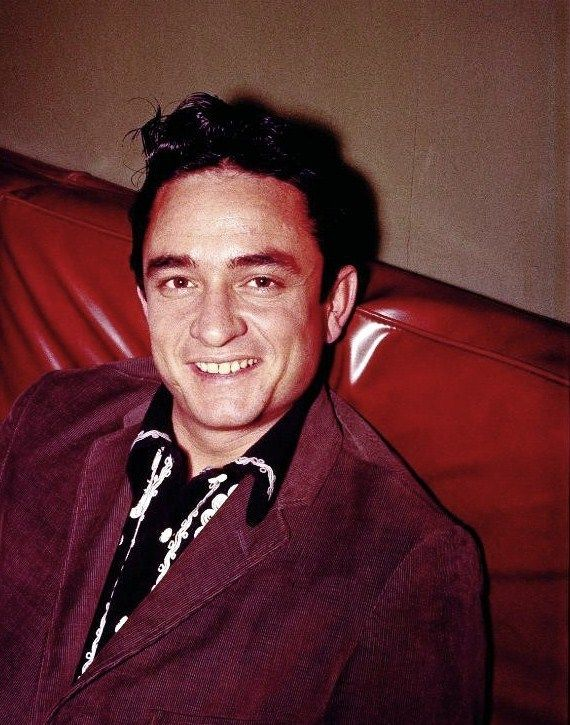 The stars are ageless, aren't they? — Johnny Cash