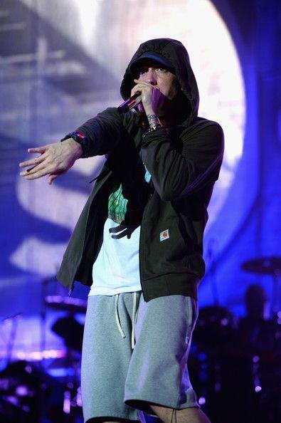 Eminem  2014 Lollapalooza: Day 1