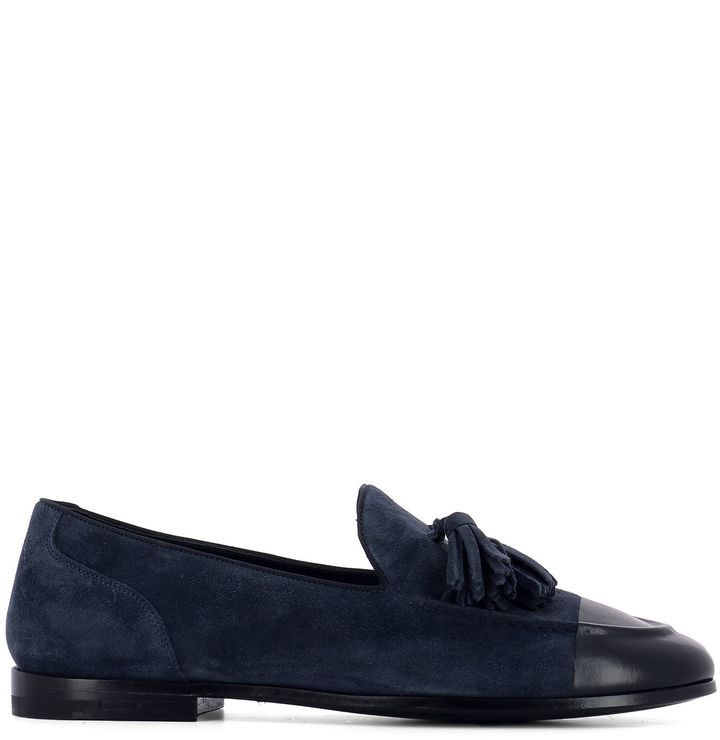 Best price on the market: Alberto Fasciani Blue Suede Loafers   Alberto  fasciani, Blue suede loafers and Suede loafers