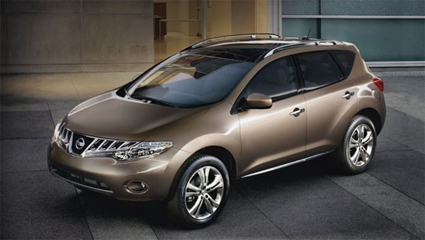 Nissan Murano-soo wanting one of these soon...