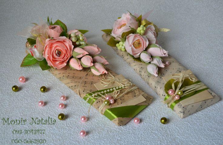 Gallery.ru / Фото #36 - Оформление шоколадок и коробок конфет - monier