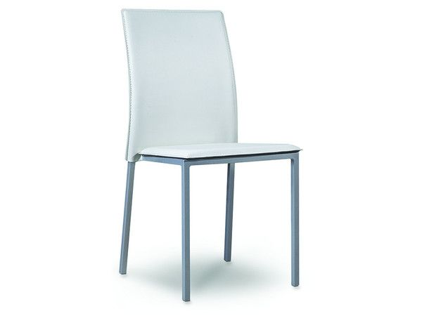 UNIS Dining Chair - White I Newell Furniture