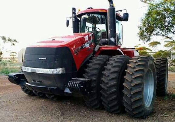 CASE IH STEIGER 600 FWD