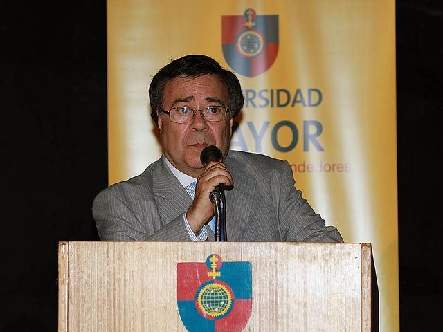 horaciomarin_universidamayor by Universidad Mayor, via Flickr