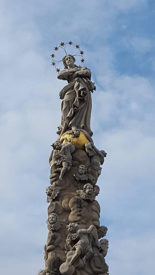 Statue in Kosice, Slovakia #travel