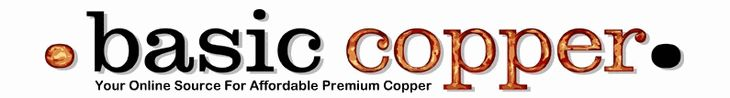 Basic Copper: a site source for Copper Sheet, Copper Flashing, Copper Sheets, Copper Foil Rolls, Copper Sheeting for Arts and Crafts and Various Applications