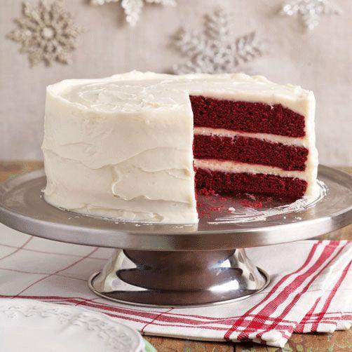 Budgettip | Budget-bakken: Red Velvet taart