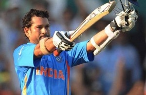 In one-day cricket,there is Tendulkar, daylight, and then some more daylight.