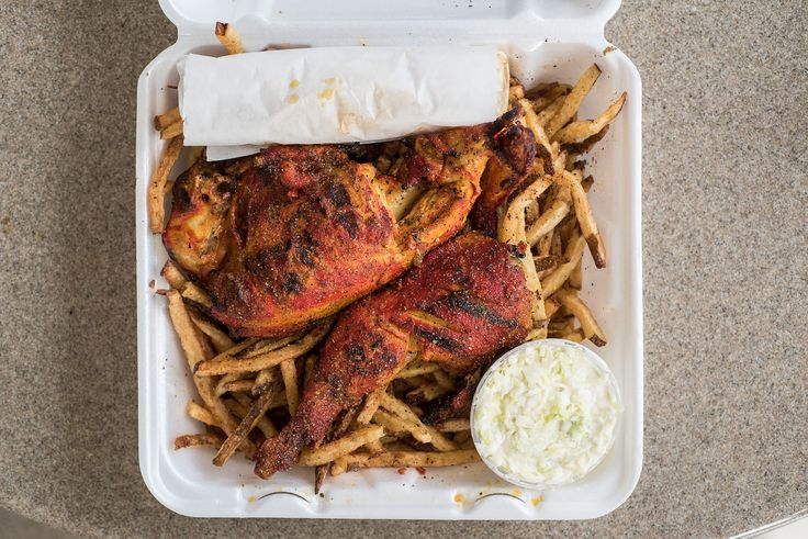How Dino's Legendary Chicken and Fries Plate Keeps Going Strong - Eater LAclockmenumore-arrownoyes : The fiery red pollo maniaco is truly one of LA's best bang-for-the-buck dishes