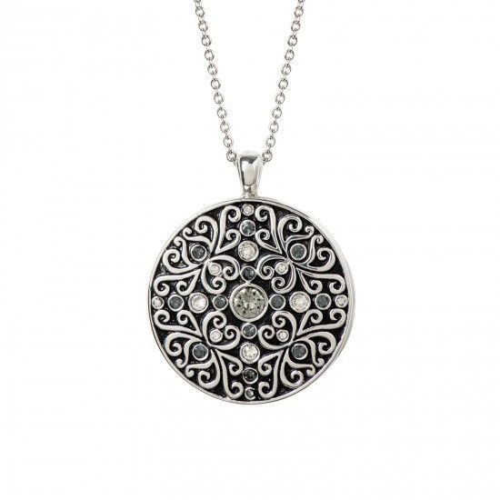 Collier SECRET INTIME #CarolineNeron #Caroline #Neron #fashion #jewelry