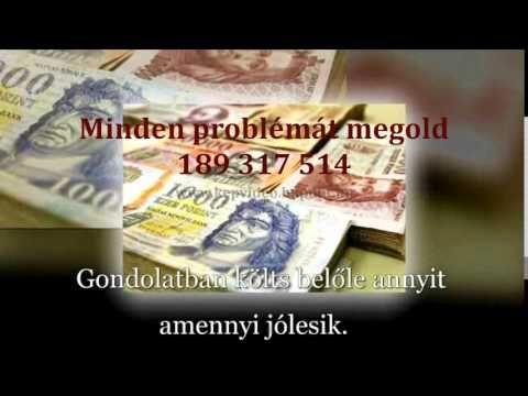 Pénz energia - Grabovoj számsorokkal erősítve - YouTube