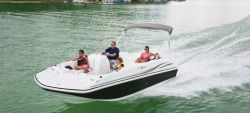 New 2013 - Hurricane Deck Boats - SS 188 I/O