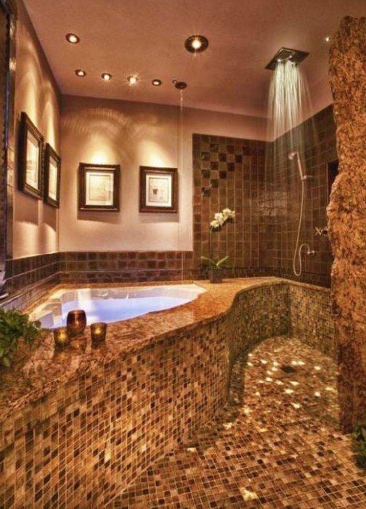 Bath Salts Jacuzzi Tub