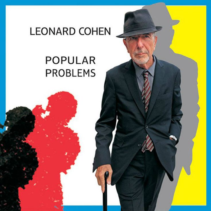 First Listen: Popular Problems Leonard Cohen on NPR